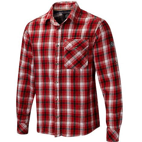 Tog 24 - Chilli check canada tcz cotton shirt
