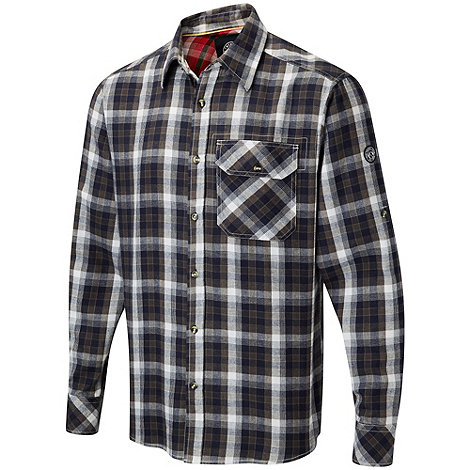 Tog 24 - Midnight check canada tcz cotton shirt