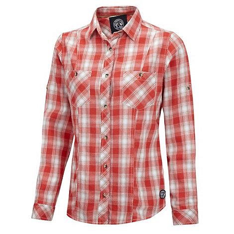 Tog 24 - Lippy check canada cotton shirt