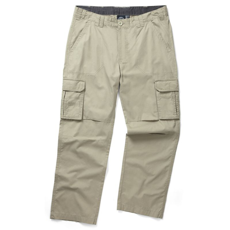 Tog 24 Sand Canyon Cargo Trousers Regular Leg, Mens, Size: