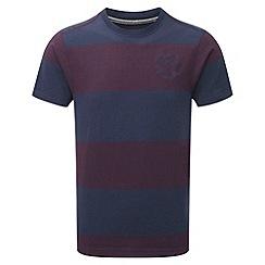 Tog 24 - Plum/dk midnt carr stripe t-shirt
