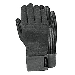 Tog 24 - Grey marl Cartel TCZ stretch gloves