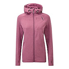 Tog 24 - Berry marl cerys tcz stretch zip hoody