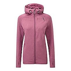 Tog 24 - Berry marl cerys tcz stretch zip hoody