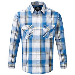 Tog 24 - Captain blue cirrus tcz cotton shirt