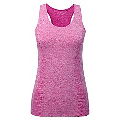 Tog 24 - Berry marl commit tcz stretch seamless vest