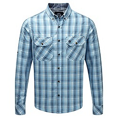 Tog 24 - Blue haze check congo mcs blocker shirt