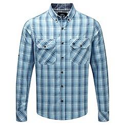 Tog 24 - Blue haze check congo mcs blocker shirt