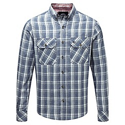 Tog 24 - Midnight check congo mcs blocker shirt