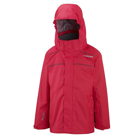Tog 24 - Red convert 3 in 1 milatex jacket