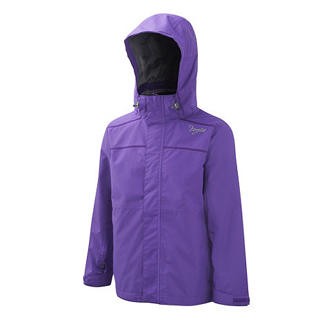 Tog 24 - Purple convert 3 in 1 milatex jacket