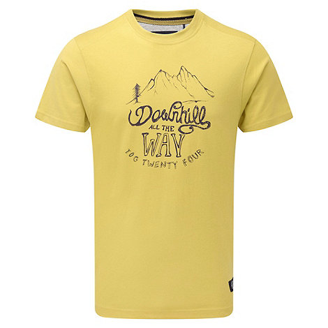 Tog 24 - Buttermilk downhill print cosmos t-shirt