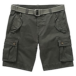 Tog 24 - Dark olive courage cargo shorts
