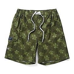 Tog 24 - Military print cove swimshorts