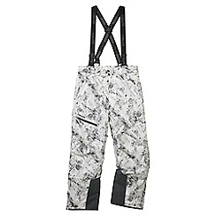 Tog 24 - White camo crevasse milatex ski trousers