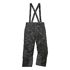 Tog 24 - Black camo crevasse milatex ski trousers