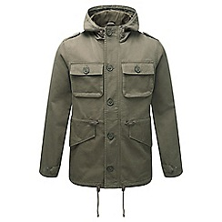 Tog 24 - Khaki croon cotton twill jacket