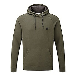 Tog 24 - Dark khaki crossley deluxe hoody