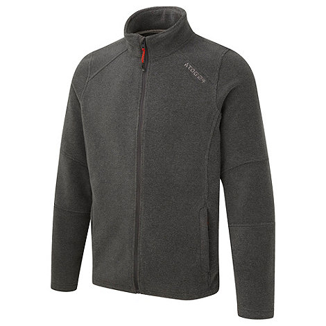 Tog 24 - Dark grey crux tcz 200 fleece jacket