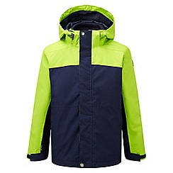 Tog 24 - Lime/midnight cyclone 3in1 milatex jacket