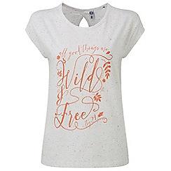 Tog 24 - White dagney deluxe t-shirt