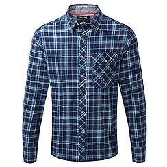 Tog 24 - Ice blue dan tcz cotton deluxe shirt