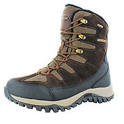 Tog 24 - Brown Davos Boot