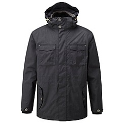 Tog 24 - Black marl deco milatex 3in1 jacket