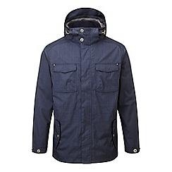 Tog 24 - Navy marl deco milatex 3in1 jacket