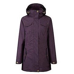 Tog 24 - Plum marl deco milatex 3in1 jacket