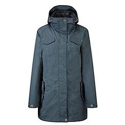Tog 24 - Teal marl deco milatex 3in1 jacket