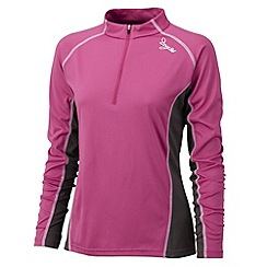 Tog 24 - Pink Delta Powerdry Zip Neck