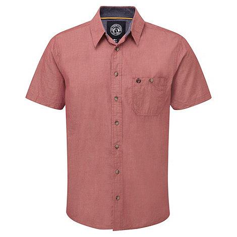 Tog 24 - Rust red depth shirt