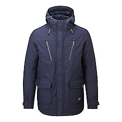 Tog 24 - Navy descent milatex/down parka jacket