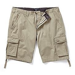 Tog 24 - Sand desert cargo shorts