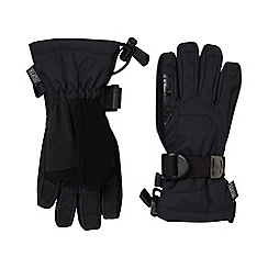 Tog 24 - Black dex milatex gloves
