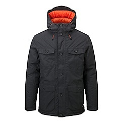 Tog 24 - Black drift milatex parka jacket
