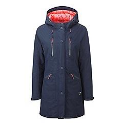 Tog 24 - Navy drift milatex performance parka jacket