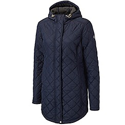 Tog 24 - Dark midnight duffy tcz thermal jacket long