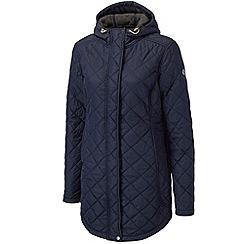 Tog 24 - Dark midnight duffy tcz thermal jacket long