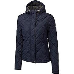 Tog 24 - Dark midnight duffy tcz thermal jacket