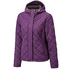 Tog 24 - Aubergine duffy tcz thermal jacket