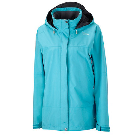 Tog 24 - Blue curacao dylon ii cocona waterproof jacket