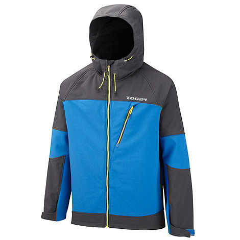 Tog 24 - New blue dynamic tcz softshell jacket