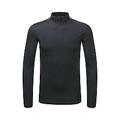 Tog 24 - Black dynamic diamond dry thermal zip neck