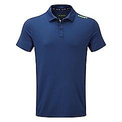 Tog 24 - Royal marl dyno TCZ stretch polo shirt