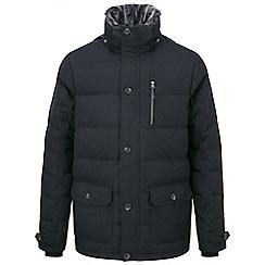 Tog 24 - Black eider down jacket