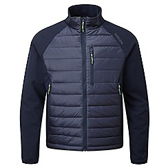 Tog 24 - Navy element tcz softshell/thermal jacket