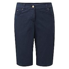 Tog 24 - Dark midnight ella tcz stretch shorts
