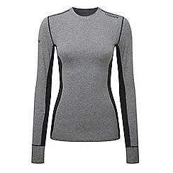 Tog 24 - Grey/black ergo tcz diamond crew neck